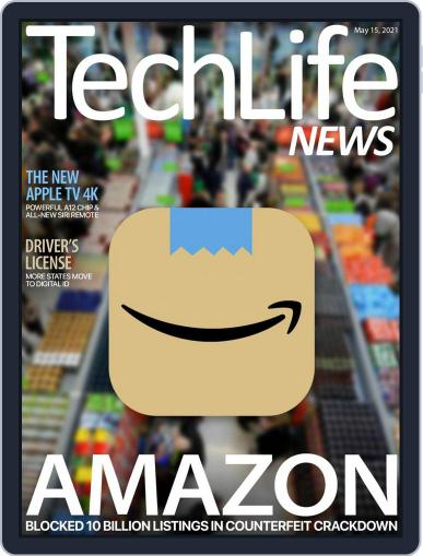 Techlife News Magazine (Digital) May 15th, 2021 Issue Cover