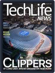 Techlife News Magazine (Digital) Subscription September 25th, 2021 Issue