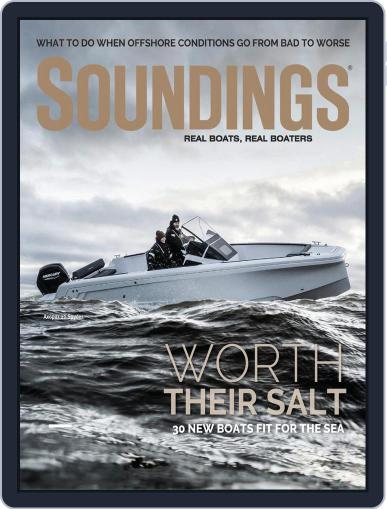 Soundings Magazine (Digital) March 1st, 2021 Issue Cover