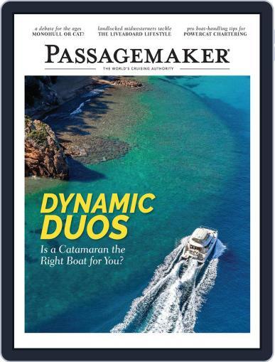 PassageMaker Magazine (Digital) November 1st, 2020 Issue Cover