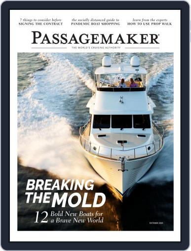 PassageMaker Magazine (Digital) October 1st, 2020 Issue Cover