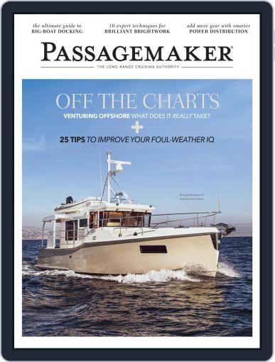 PassageMaker Magazine (Digital) July 1st, 2021 Issue Cover