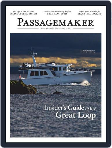 PassageMaker Magazine (Digital) March 1st, 2021 Issue Cover