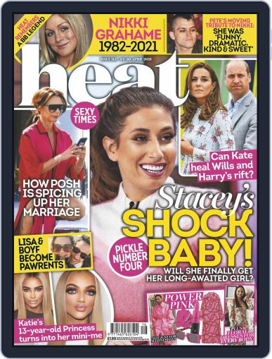 Heat Magazine (Digital) April 24th, 2021 Issue Cover