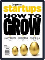 Entrepreneur's Startups Magazine (Digital) Subscription March 16th, 2021 Issue