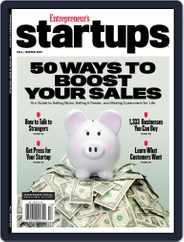 Entrepreneur's Startups Magazine (Digital) Subscription September 7th, 2021 Issue
