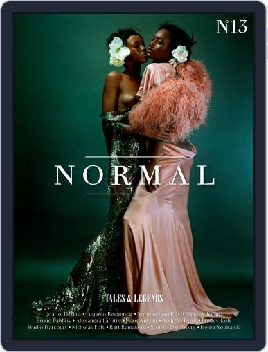 Normal Magazine Original Edition Magazine (Digital) October 1st, 2019 Issue Cover