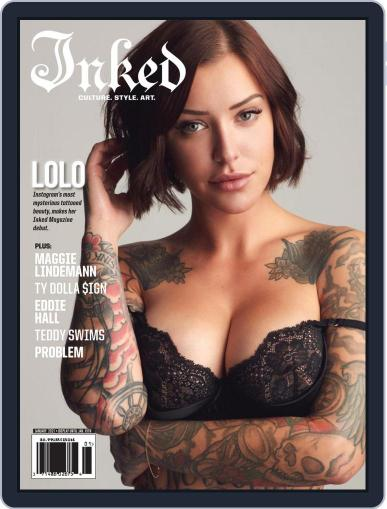 Inked Magazine (Digital) January 1st, 2021 Issue Cover