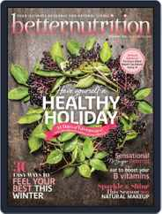 Better Nutrition Magazine (Digital) Subscription December 1st, 2020 Issue