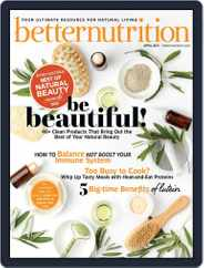 Better Nutrition Magazine (Digital) Subscription April 1st, 2021 Issue