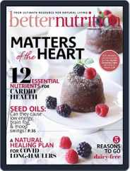 Better Nutrition Magazine (Digital) Subscription February 1st, 2021 Issue