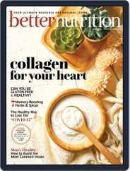 Better Nutrition Magazine (Digital) Subscription June 1st, 2021 Issue