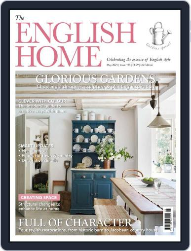 The English Home Magazine (Digital) May 1st, 2021 Issue Cover