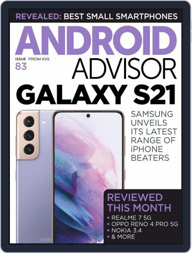 Android Advisor Magazine (Digital) February 1st, 2021 Issue Cover