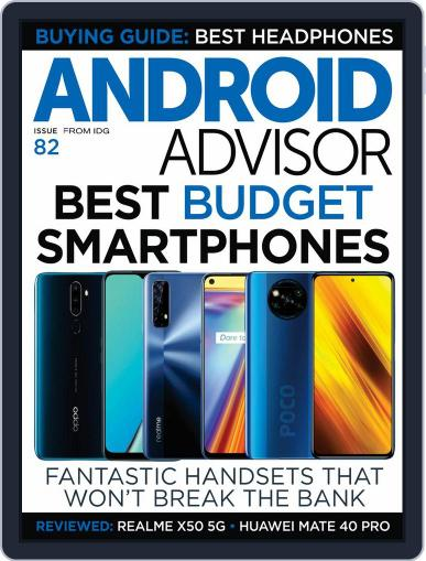 Android Advisor Magazine (Digital) January 1st, 2021 Issue Cover