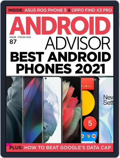 Android Advisor Magazine (Digital) June 1st, 2021 Issue Cover