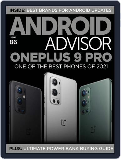 Android Advisor Magazine (Digital) May 1st, 2021 Issue Cover