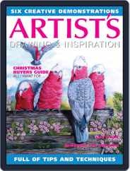 Artists Drawing and Inspiration Magazine (Digital) Subscription December 1st, 2020 Issue