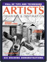 Artists Drawing and Inspiration Magazine (Digital) Subscription August 1st, 2021 Issue