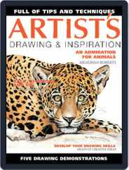 Artists Drawing and Inspiration Magazine (Digital) Subscription March 1st, 2021 Issue
