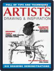 Artists Drawing and Inspiration Magazine (Digital) Subscription May 1st, 2021 Issue
