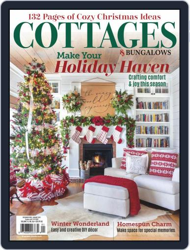 Cottages and Bungalows Magazine (Digital) December 1st, 2020 Issue Cover