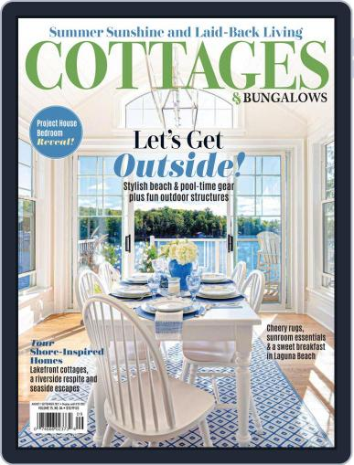 Cottages and Bungalows Magazine (Digital) August 1st, 2021 Issue Cover