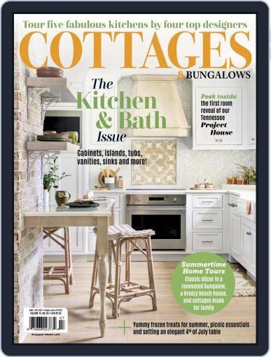 Cottages and Bungalows Magazine (Digital) June 1st, 2021 Issue Cover