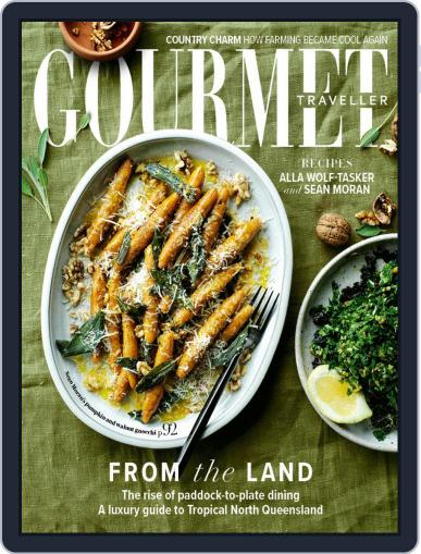 Gourmet Traveller Magazine (Digital) March 1st, 2021 Issue Cover