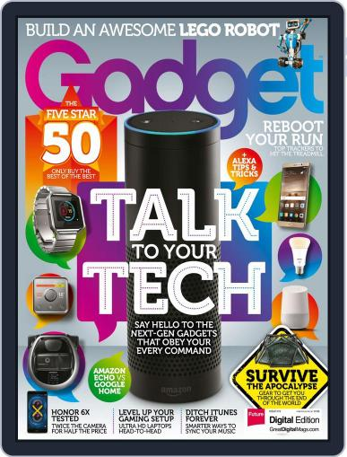 Gadget (Digital) April 1st, 2017 Issue Cover