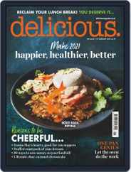 Delicious UK Magazine (Digital) Subscription January 1st, 2021 Issue