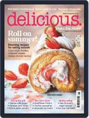 Delicious UK Magazine (Digital) Subscription June 1st, 2021 Issue
