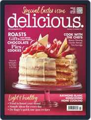 Delicious UK Magazine (Digital) Subscription March 1st, 2021 Issue
