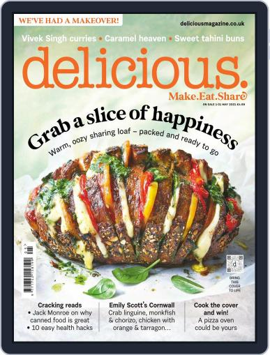 Delicious UK Magazine (Digital) May 1st, 2021 Issue Cover