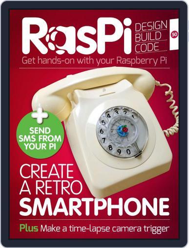 Raspi August 9th, 2018 Digital Back Issue Cover