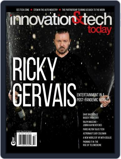 Innovation & Tech Today Magazine (Digital) December 1st, 2020 Issue Cover