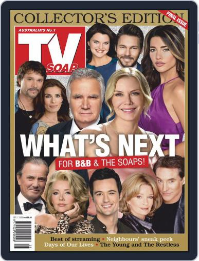 TV Soap (Digital) December 7th, 2020 Issue Cover