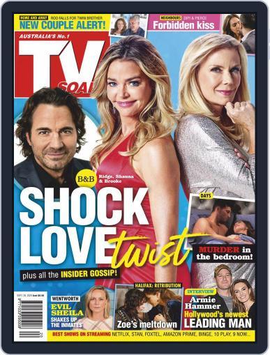 TV Soap Magazine (Digital) September 28th, 2020 Issue Cover