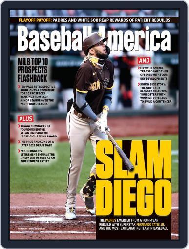 Baseball America Magazine (Digital) October 1st, 2020 Issue Cover