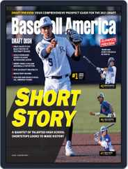 Baseball America Magazine (Digital) Subscription July 1st, 2021 Issue