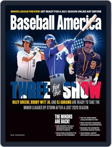 Baseball America Magazine (Digital) May 1st, 2021 Issue Cover