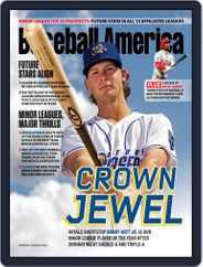 Baseball America Magazine (Digital) Subscription October 1st, 2021 Issue