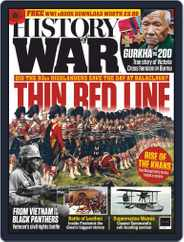 History of War Magazine (Digital) Subscription November 1st, 2020 Issue