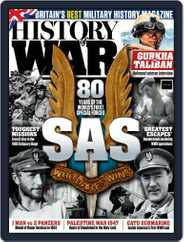 History of War Magazine (Digital) Subscription July 1st, 2021 Issue
