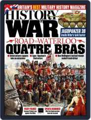 History of War Magazine (Digital) Subscription July 29th, 2021 Issue
