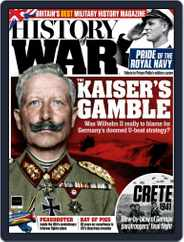 History of War Magazine (Digital) Subscription June 1st, 2021 Issue