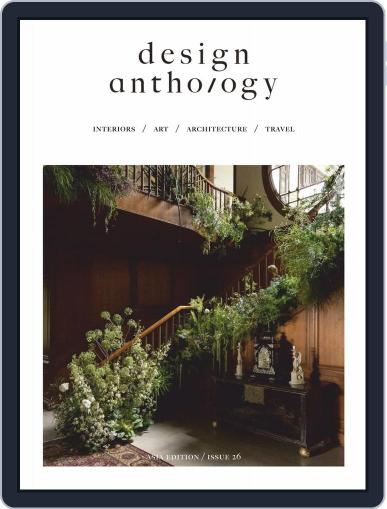 Design Anthology Magazine (Digital) September 1st, 2020 Issue Cover