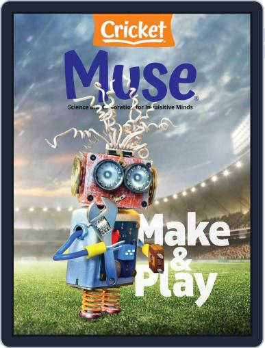 Muse: The Magazine Of Science, Culture, And Smart Laughs For Kids And Children Magazine (Digital) February 1st, 2021 Issue Cover