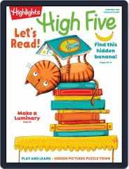 Highlights High Five Magazine (Digital) Subscription November 1st, 2020 Issue