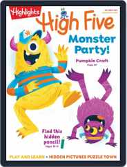 Highlights High Five Magazine (Digital) Subscription October 1st, 2020 Issue